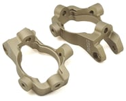 Team Losi Racing 15° 5IVE-B Aluminum Front Spindle Carrier Set (2) | product-related