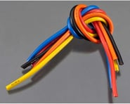 TQ Wire 10 Gauge Wire 1' BL 5-Wire Kit Blck/Red/Blu/Ylw/Or | product-related
