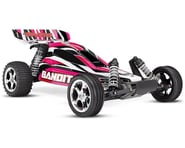 Traxxas Bandit 1/10 RTR 2WD Electric Buggy (Pink) | product-related
