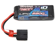 """Traxxas 2S """"Power Cell"""" 25C LiPo Battery w/iD Traxxas Connector (7.4V/2200mAh) 