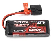 """Traxxas 3S """"Power Cell"""" 25C LiPo Battery w/iD Traxxas Connector (11.1V/1400mAh)   product-also-purchased"""