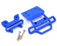 Traxxas Front Bumper & Mount (Blue) (Son-uva Digger) | product-also-purchased
