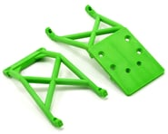Traxxas Stampede Front & Rear Skid Plate Set (Green) (Grave Digger) | product-also-purchased