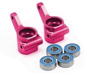 Traxxas Aluminum Steering Blocks w/Ball Bearings (Pink) (2) | product-also-purchased
