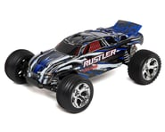 Traxxas Rustler 1/10 RTR Stadium Truck (Blue) w/XL-5 ESC, TQ 2.4GHz Radio, Battery & DC Charger | product-also-purchased