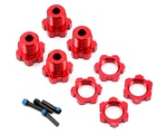 Traxxas 17mm Splined Wheel Hub Set (Red) (4)   product-also-purchased