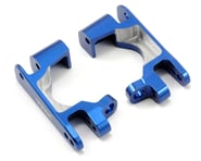 Traxxas Aluminum Caster Block Set (Blue) (2)   product-related