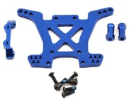 Traxxas Aluminum Rear Shock Tower (Blue) | product-related