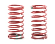 Traxxas GTR Shock Spring Set (Double Green - 0.88) (2) (1/16 Slash) | product-related