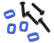 Traxxas X-Maxx Motor Mount Washer (Blue) (4) | product-also-purchased