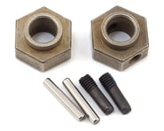 Traxxas TRX-4 Wheel Hub Hexes (2) | product-related
