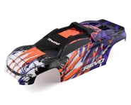 Traxxas E-Revo VXL 2.0 Pre-Painted Monster Truck Body (Purple)   product-related
