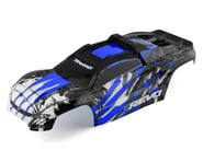 Traxxas E-Revo VXL 2.0 Pre-Painted Monster Truck Body (Blue)   product-related