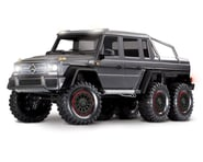 Traxxas TRX-6 1/10 6x6 Trail Crawler Truck w/Mercedes-Benz G 63 AMG Body(Silver)   product-also-purchased