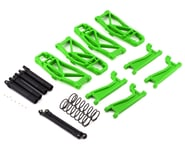 Traxxas Maxx WideMaxx Suspension Kit (Green) | product-related