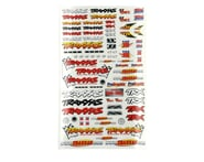 Traxxas Official Team Racing Decal Set (Flag Logo/6-Color)   product-related