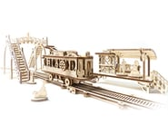 UGears Mechanical Town Tram Line Wooden 3D Model   product-also-purchased