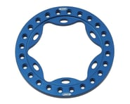 """Vanquish Products OMF 1.9"""" Scallop Beadlock Ring (Blue) 