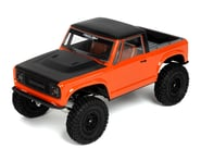 Vanquish Products VS4-10 Ultra Rock Crawler Kit w/Origin Half Cab Body (Silver) | product-related