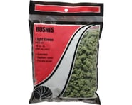 Woodland Scenics Bushes Bag, Light Green/18 cu. in.   product-related