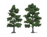 "Woodland Scenics Ready-Made Tree, Medium Green 6-7"" (2)   product-related"