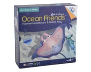 PlaySTEAM Ocean Friends Hammerhead Shark & Manta Ray | product-related