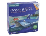 PlaySTEAM Ocean Friends White Shark & Squid | product-related
