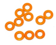 Xray 3x6x0.5mm Aluminum Shim (Orange) (10) | product-related