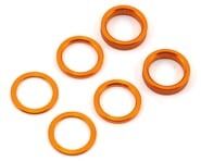 XRAY Aluminum Shim Set (0.5mm, 1.0mm, 2.0mm) (Orange) | product-also-purchased