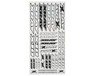 Xray X10 Sticker Sheet (White) | product-also-purchased
