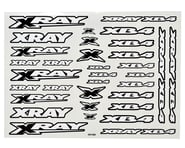Xray XB4 Sticker Sheet (White)   product-also-purchased