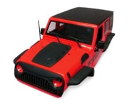 Xtra Speed Jeep Wrangler Hard Plastic Body Kit (Red) (313mm) | product-also-purchased
