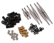 Yeah Racing SCX24 Deadbolt Steel Link Set (133.5mm Wheelbase) | product-also-purchased
