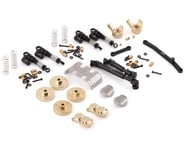 Yeah Racing SCX24 C10/Jeep Metal Upgrade Parts Set (133.7mm Wheelbase) | product-also-purchased