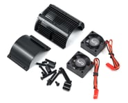 Yeah Racing 1/8 Twin Fan Aluminum Heat Sink w/2 Fans (Black) (40.8mm diameter)   product-also-purchased