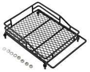 Yeah Racing 1/10 Crawler Scale Metal Mesh Roof Rack Luggage Tray (14x10x3.5cm) | product-also-purchased