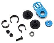 Yeah Racing Aluminum Servo Saver (Blue) | product-related