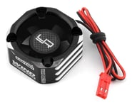 Yeah Racing 30x30mm Aluminum Case Booster Fan (Black) | product-related