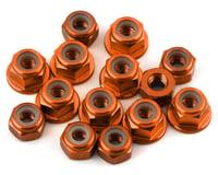 175RC B6.3 Aluminum Nut Kit (Orange) (Team Associated RC10 B6.3)