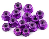 175RC B6.3 Aluminum Nut Kit (Purple) (Team Associated RC10 B6.3)