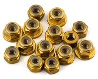 175RC B6.3 Aluminum Nut Kit (Gold) (Team Associated RC10 B6.3)