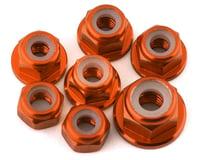 175RC Team Associated SR10 Aluminum Nut Kit (Orange) (7)