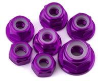 175RC Team Associated SR10 Aluminum Nut Kit (Purple) (7)