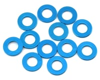 1UP Racing Precision Aluminum Shims (Blue) (12) (1mm) (Team Durango DEX210F)