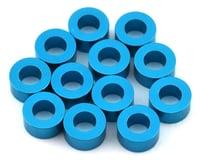 1UP Racing Precision Aluminum Shims (Blue) (12) (3mm) (Team Durango DEX210F)