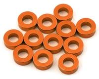 1UP Racing Precision Aluminum Shims (Orange) (12) (2mm) (XRAY X10 2016)