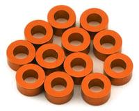 1UP Racing Precision Aluminum Shims (Orange) (12) (3mm) (Team Durango DEX210F)