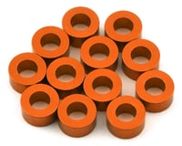 1UP Racing Precision Aluminum Shims (Orange) (12) (3mm) (HB TCXX)