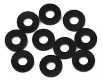 1UP Racing 3x8x0.5mm Precision Aluminum Shims (Black) (10) (Team Durango DEX210F)