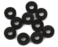 1UP Racing 3x8x2mm Precision Aluminum Shims (Black) (10) (Team Durango DEX210F)